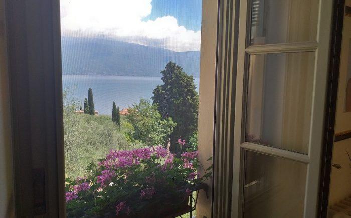 Ausblick aus Fenster